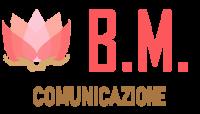 Logo B.M. comunicazione