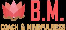 Logo B.M. coach & mindfulness - f