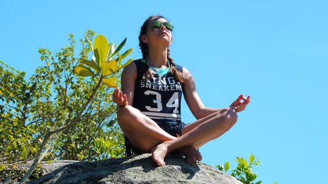 Mindfulness Esercizi per bambini
