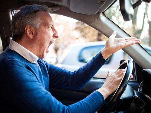 Superare la paura di guidare 1