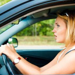 Superare la paura di guidare